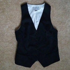 H&M Black Vest